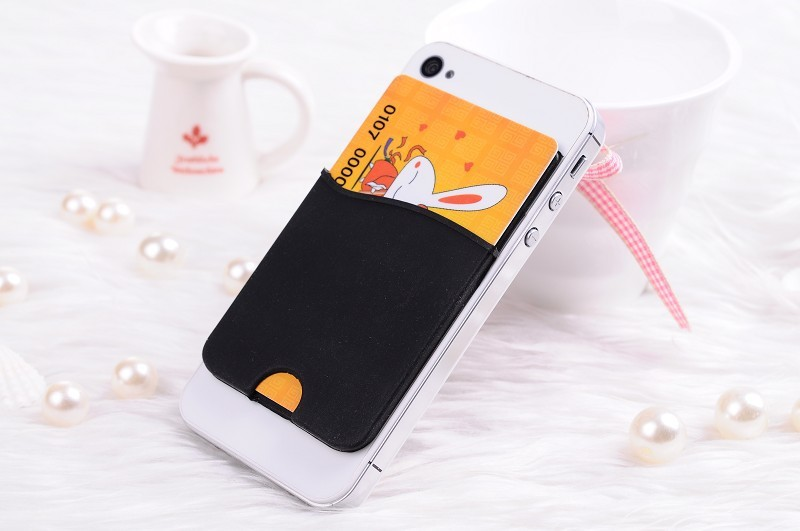 Adhesive Card Holder For Iphone