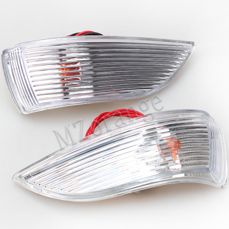 2PCS LED Rear View Mirror Signal Light For Hyundai Elantra 2008 2009 2010 2011 Car styling Side Rearview Mirror Turn Signal Lamp in Signal Lamp from Automobiles Motorcycles