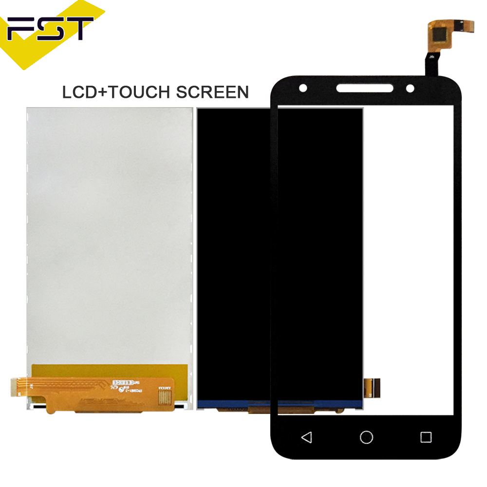 Lcd-Display Alcatel 5044Y One-Touch Digitizer Replacement-Parts Touch-Screen U5