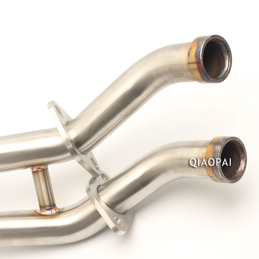Motorcycle Muffler Exhaust Full System Link Pipe Spring For Kawasaki NINJA 650 ER 6N ER 6F ER6N F 2012 14 Motorbike Accessories in Exhaust Exhaust Systems from Automobiles Motorcycles