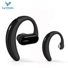 LYMOC 911 Bluetooth Headphones Wireless Headsets Trucker Handfree Earphones 16-H