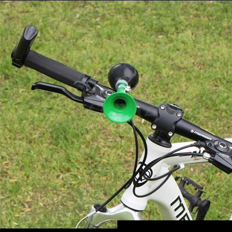 2018 Cycling Bicycle Bike Retro Metal Air Horn Hooter Bell Bugle Rubber Squeeze Bugle Safety & Survival Z830
