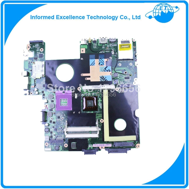 цены 100% Working Laptop Motherboard for ASUS G50 G50V G50VT Series Mainboard,System Board