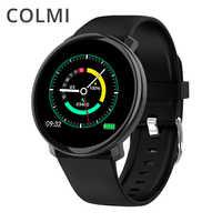 COLMI Astuto Della Vigilanza M31 Full Touch IP67 Impermeabile Multipla Modalità Sport FAI DA TE Intelligente Orologio Viso per Android e IOS