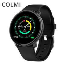 COLMI Smart นาฬิกา M31 Full TOUCH IP67 กันน้ำกีฬาหลายโหมด DIY สมาร์ทดูใบหน้าสำหรับ Android & IOS
