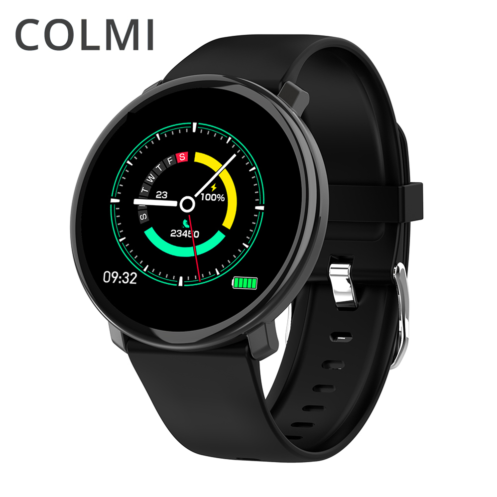 COLMI <font><b>Smart</b></font> <font><b>Watch</b></font> M31 Full Touch IP67 Waterproof Multiple Sports Mode DIY <font><b>Smart</b></font> <font><b>Watch</b></font> Face for Android & IOS image