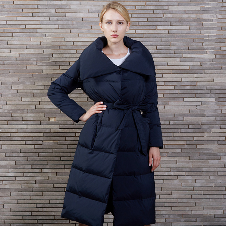 2017 winter and autumn womenS down coat jackets Thick warm fashion hot sale freeshipping