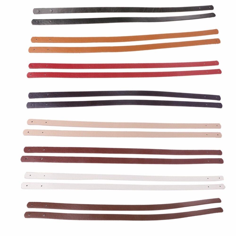 2PCS Durable Shoulder Bags Detachable Belt Handle DIY Replacement Handbag Strap New(China)