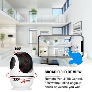 Image 3 - ANRAN Wifi 1080P HD Night Vision Wireless Camera Baby Monitors Security Surveillance Camera Two way Audio Wireless Camera