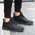 Air Mesh Fashion Breathable Men Casual Shoes Basket Sport Walking Shoes Flats Mens Trainers Zapatillas Deportivas Hombre
