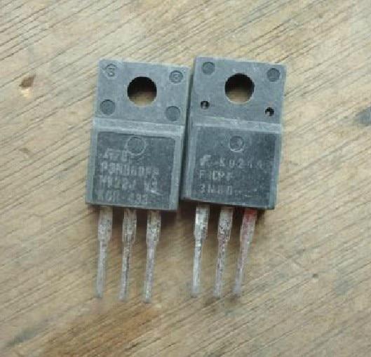 Si Tai SH FQPF3N80 3N80 integrated circuit