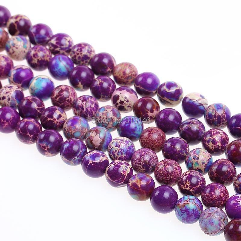 """Red//Purple Sea Sediment Jasper Column Loose Bead 15.5 /"""" 13x4mm 12g A-564DHS"""