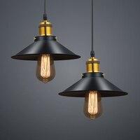 Industrial Pendant Lamp Copper Lamp Holder Pendant Light American Aisle Vintage Lights Lamp Edison Bulb 110V
