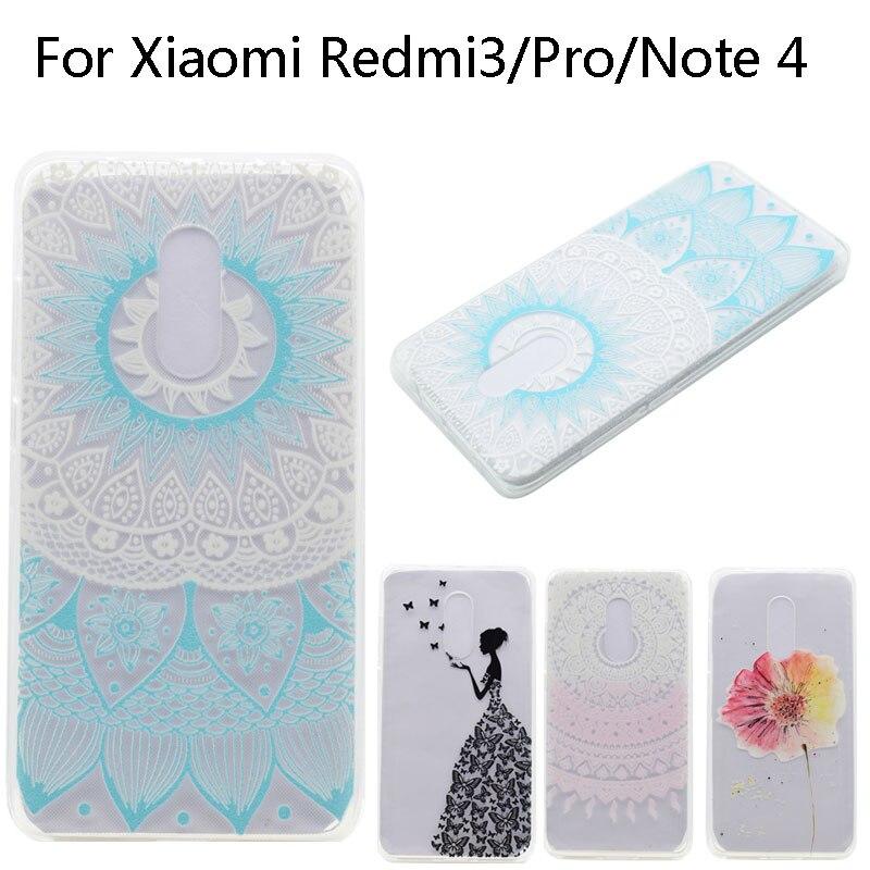 Для Xiaomi Redmi Note 4 Дело Мягкий гель ТПУ прозрачный задняя В виде ракушки кожи телефон Интимные аксессуары для Xiaomi Redmi 3 redmi Pro Чехол