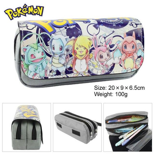 Пенал Покемон Го Pokemon Go вариант 7 в ассортимнете 4