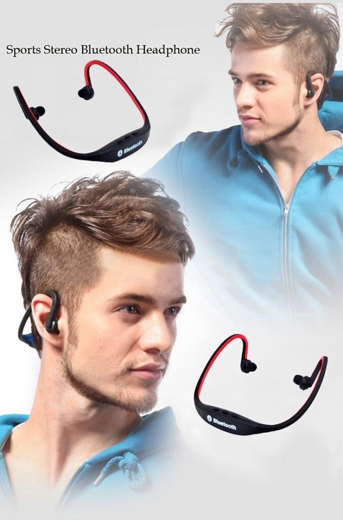 Bluetooth sport-kopfhörer drahtlose headsets mit freisprechfunktion für iphone ipad samsung htc sony...