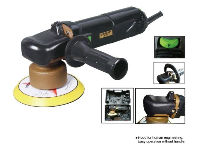 цена на Throw Thread 8mm 710w 110v Random Orbital Dual Action Car Polisher Buffer Variable Speed CE and ETL Passed