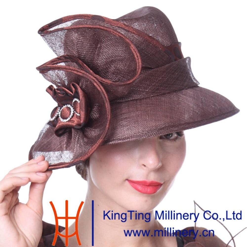 Aliexpress.com : Buy Kueeni Women Hats Beautiful Coffee