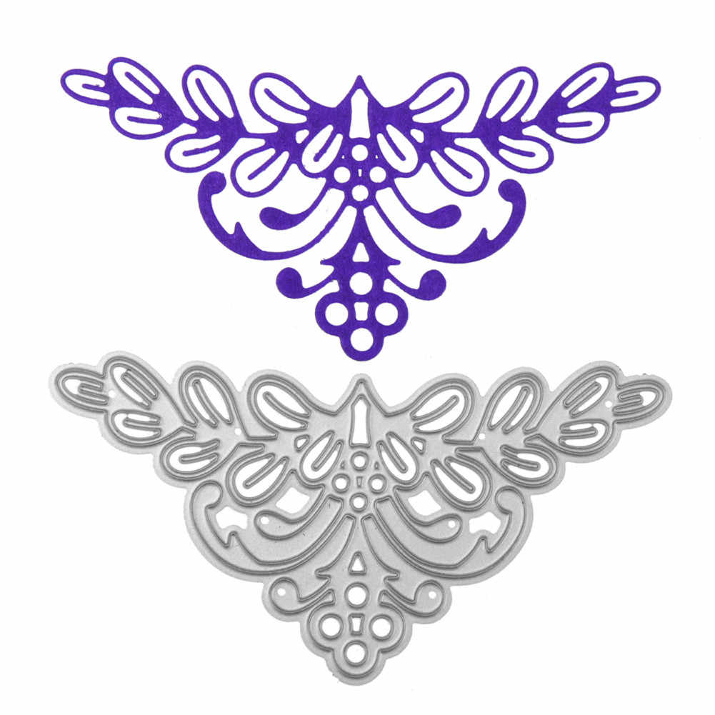 New Snowflake Metal Cutting Dies Stencils DIY Scrapbooking Album Paper Card  metal cutting dies new 2018 flowers animals 2018