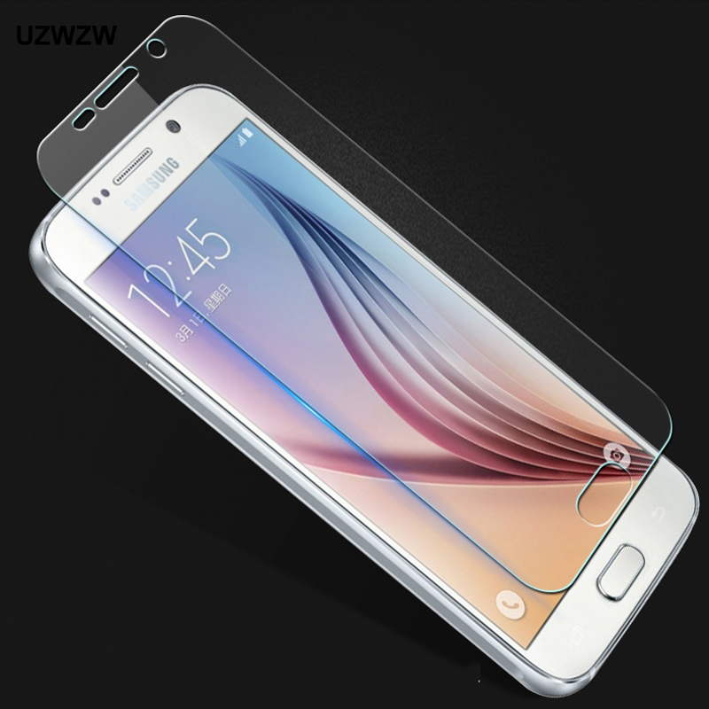 2pcs /lot Tempered Glass For Samsung Galaxy J5 J2 J7 Prime J1 J3 J5 J7 2016 2017 J4 J6 J8 2018 Tempered Glass Screen Protector-in Phone Screen Protectors from Cellphones & Telecommunications