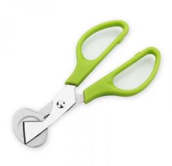 100pcs New arrival Quail Egg Scissors Cracker Opener Cigar Cutter Stainless Steel Blade Tool wa3822