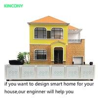 Kincony ZigBee RF Wireless Universal Smart Home Automation Building DIY Module control by WiFi