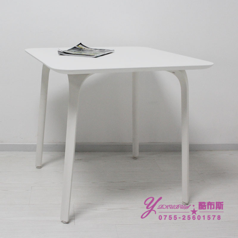 Cool Booth Small Square Table Leisure Table Dining Tables Sets Fashion  Simple Plastic Tables And Creative Table Sub Tables In Nail Tables From  Furniture On ...