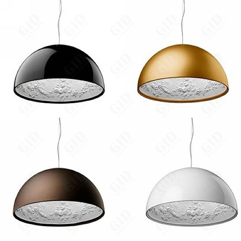 Modern Lustre Skygarden E27 Led Pendant Light Luminaria Minimalism Lamparas Suspend Fitting Lamp Indoor Hanging Light Fixture 6w nordic modern bird led pendant light dining room bar minimalism led hanging light lustre luminaria led suspend lamp