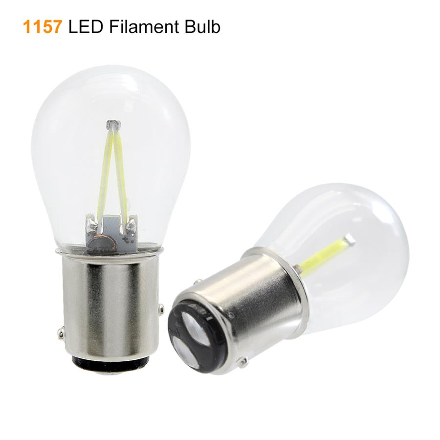 1157 2 COB LEDs