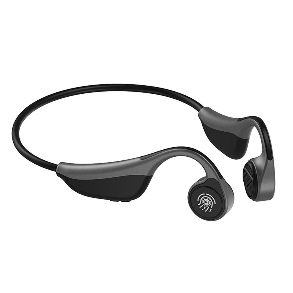Nouveau V9 écran tactile Bluetooth oreille crochet casque sans fil Conduction osseuse écouteur Sport de plein air casque avec Microphone