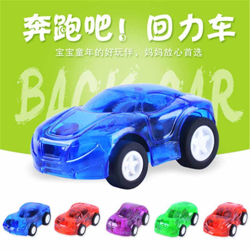 Afasta Racer Mini Carro Crianças Brinquedos Festa de Aniversário Favor Suprimentos para Meninos Brindes Enchimentos Pinata Tratar Saco de Bombom