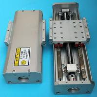 taiwan tbi Ball screw  guide rail  slide table  straight slide  linear module work length 200mm|Slides| |  -
