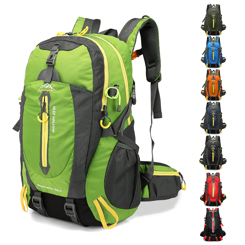 Portatile Color All'aperto I Color Sacchetto Nuovo Zaini Di Zaino blue Le Impermeabile Uomini Sport Black Campeggio Da Donne Color 40l green Computer Red Color Per Salire black Degli Scuro Daypack blu Del Dell'esercito verde Sacchetti Trekking orange red n0fOdFqWxw