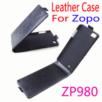 High Quality New Original ZOPO ZP980 Leather Case Flip Cover For ZP 980 Case Phone Cover