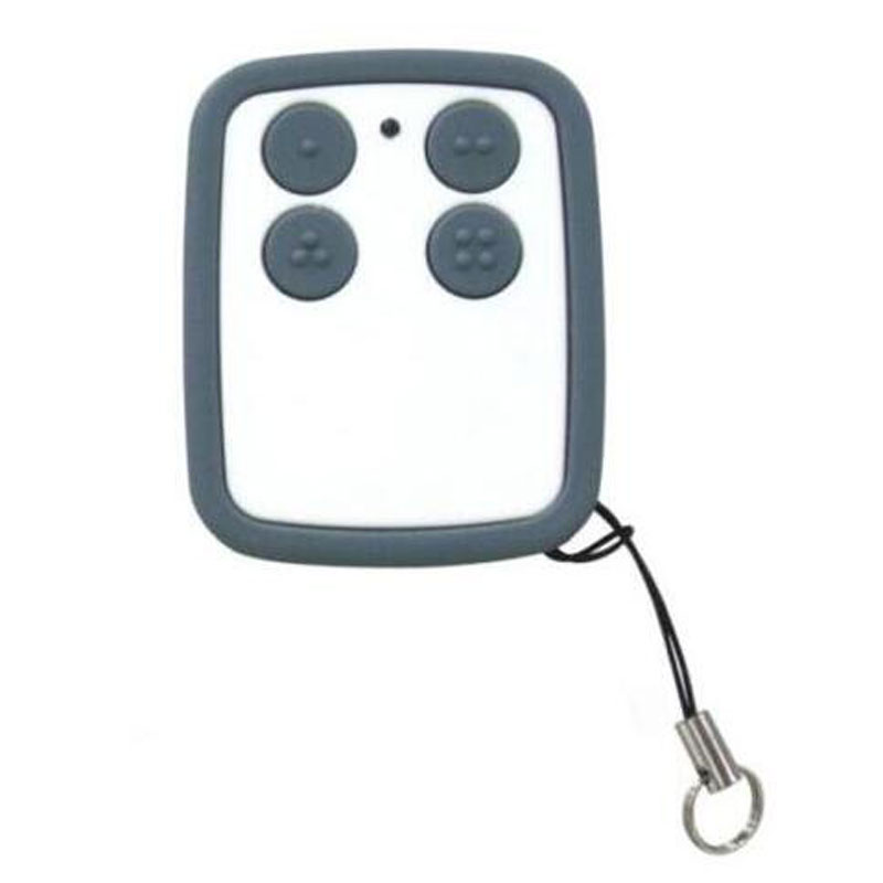 Universal Multi frequency 280-868mhz Key Fob garage door Remote Control rolling code and fixed code high quality faac xt2 xt4 868 slh lr replacement garage door remote control 868mhz high quality