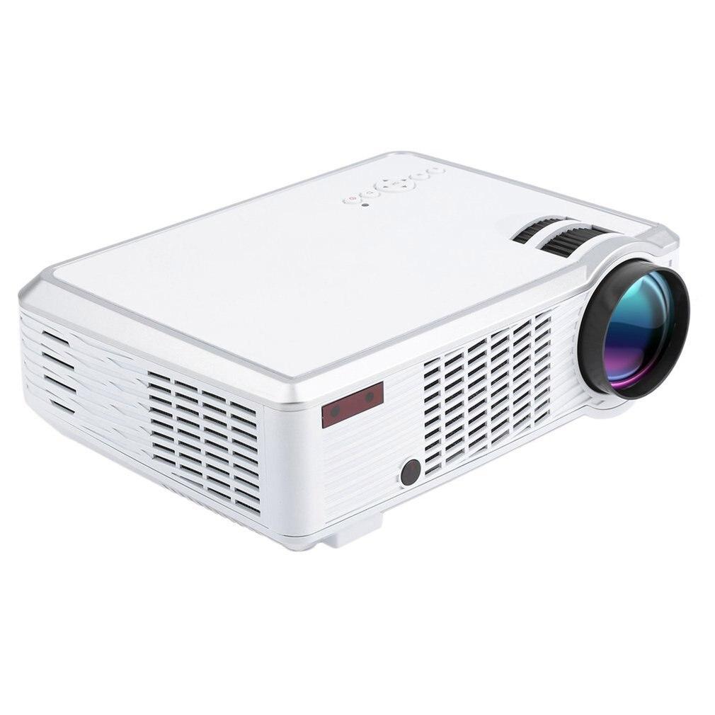Wifi беспроводной Full HD 1080P светодиодный проектор USB AV HDMI видео проектор домашний кинотеатр мультимедийный плеер для Android