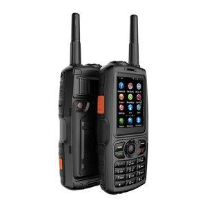 Image 4 - A18 Walkie Talkie con UHF 3800mah IP68 impermeable teléfono inteligente Android4.2.2 Dual SIM Smart Radio GPS Zello 3G WCDMA teléfono móvil