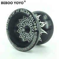 BEBOO Diabolo Yo yo YOYO Yoyo Profissional Set Liga de Metal Luva Cordas L2 Yo Cor-yo Clássico de Alta Qualidade brinquedo de Presente Para As Crianças
