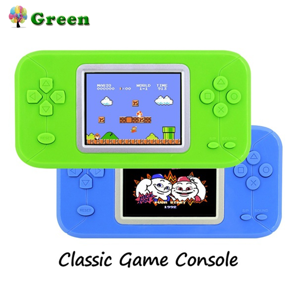 Candy Game Console with 200+ Classic Games FC NES Pocket Pad Hand-held Game System for Children Kids Boy Girl