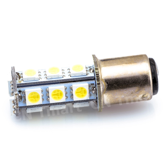 1157 18 LED 5050 SMD DC 12V Brake Lights Turn Signal Lamps 18smd Rear Bulbs 18led Tail Reverse Lighting High Quality BAY15D