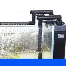 Sunsun внешний корпусный фильтр Настольный аквариум мини внешний фильтр для аквариума лучше чем HW602B HW603B