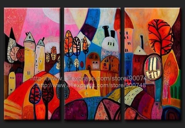 Fabulous Peintures peinture Contemporaine tableau moderne Contemporain  AF23