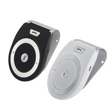 2016 High Quality Wireless Bluetooth Car Kit Speaker Speakerphone Handsfree Car Kit