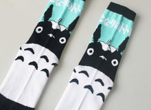 Totoro Cotton Christmas Socks