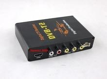 Специальный Цифровое ТЕЛЕВИДЕНИЕ DVB-T2 MPEG2/MPEG4 Тюнер Приемник Set Top BOX Один Тюнер для Автомобиля DVD Андроид Плеер(China (Mainland))