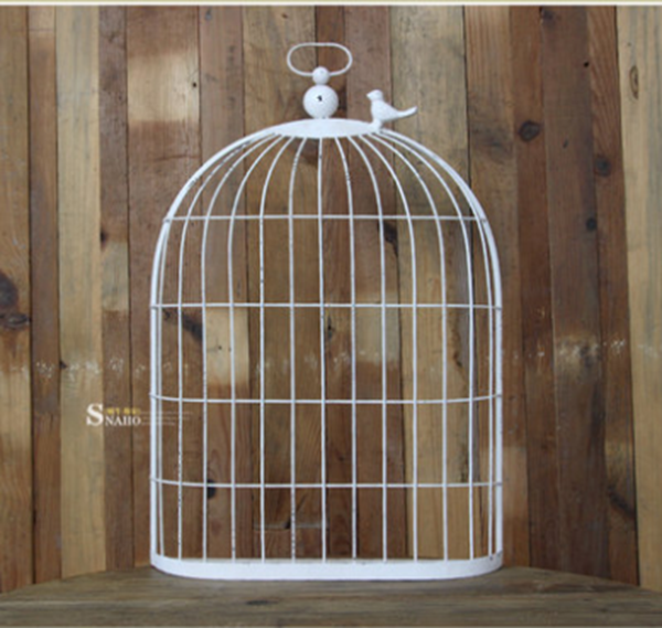 Birdcage Shabby Chic Memo Notice Board Photo Wedding Table Seating Plan  Holder