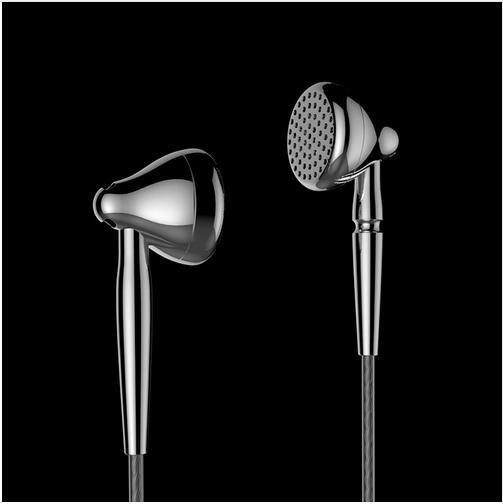 Original Moondrop Liebesleid Sadness Earbuds Flat Head Plug 2.5mm/3.5mm/4.4mm Bass Dynamic Metal Stereo Earphone 2