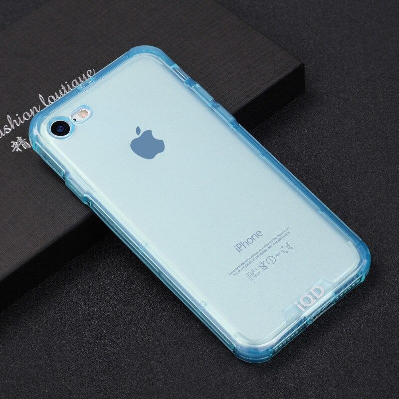 Θήκη προφυλακτήρα IQD για το iPhone 8 7 + - Ανταλλακτικά και αξεσουάρ κινητών τηλεφώνων - Φωτογραφία 5
