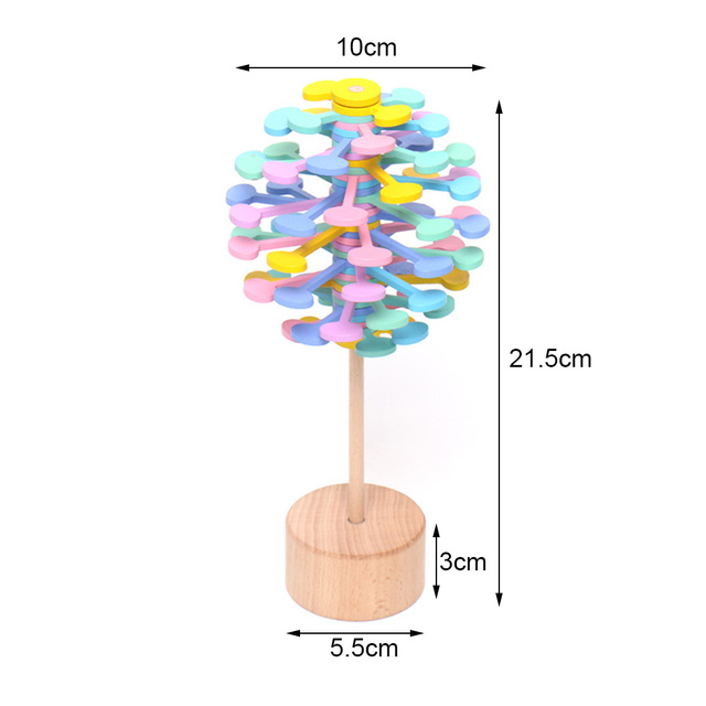 Stress Relief Rotating lollipop 5