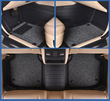 Myfmat custom foot leather car floor mat for Chevrolet Blazer SPARK Sail EPICA Aveo Lova Cruze free shipping comfortable durable